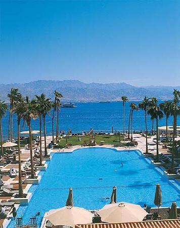 U Suites Eilat : Outdoor Pool