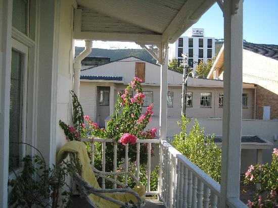 Fritz Hotel: THE FRITZ veranda