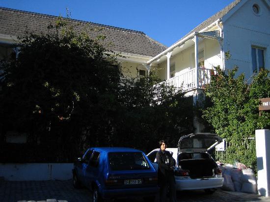 ذا فريتز هوتل: THE FRITZ Parking