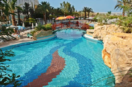 Royal Hotel Dead Sea: Royal Rimonim Pool