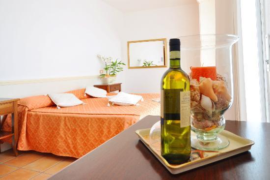 Hotel Sylvia : Il confort di una nostra Camera Superior