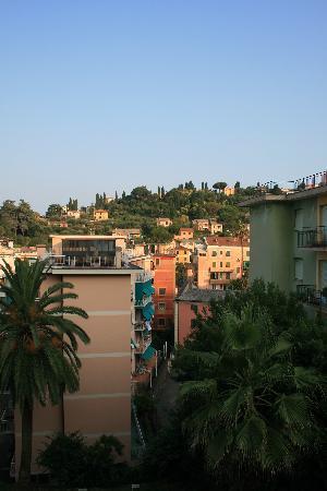 Hotel Villa Anita: Room view from balcony