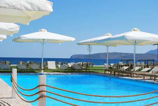 Castello Antico Beach Hotel: On the beach