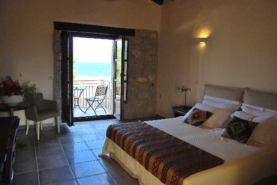 Castello Antico Beach Hotel: room 1