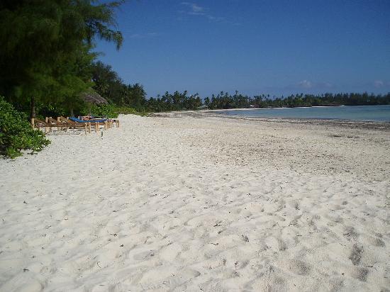 Pongwe, Tanzania: Coral Park beach
