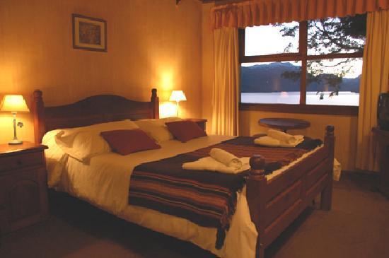 Hosteria Belvedere: Habitación