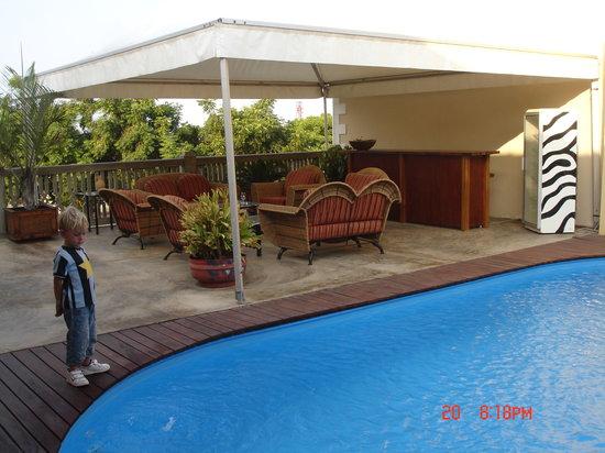 Sao Filipe, Cape Verde: Pool