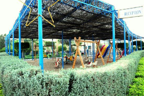 Mirage Bay Resort & Aquapark Lilly Land: playground
