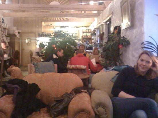 Muuriaare Cafe: nice atmosphere