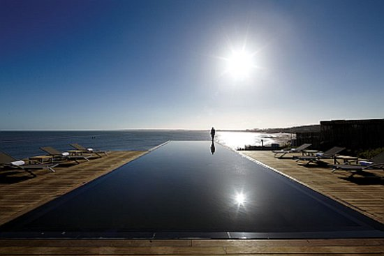 Playa VIK Jose Ignacio: Infinit Pool