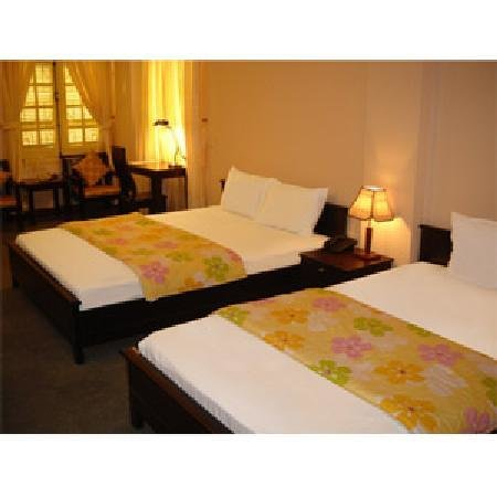 Hong Thien Backpackers Hotel: room twin