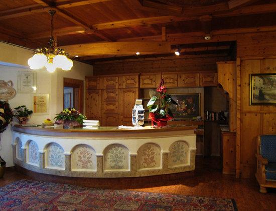 Rauris, النمسا: Empfangsbereich