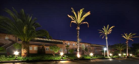 Residence Corallo: Il residence di notte