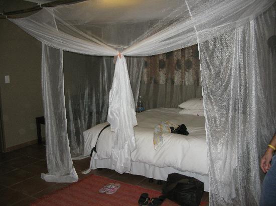 Toshari Lodge: camere interno