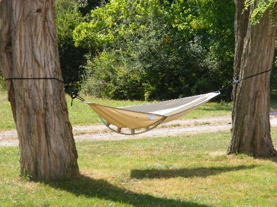 Miramont-de-Guyenne, França: One Of Our Hammocks