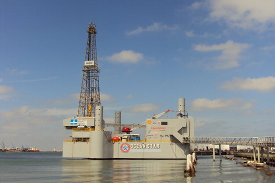 Ocean Star Offshore Drilling Rig & Museum