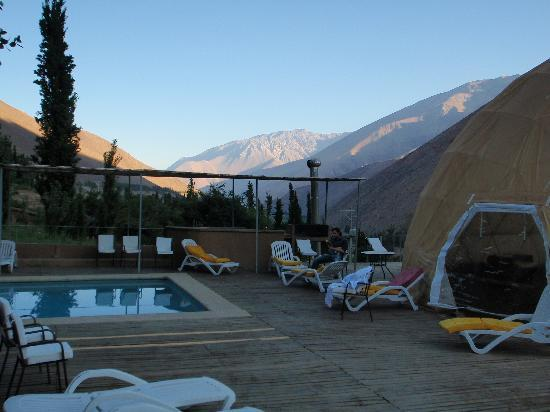 Hotel Astronomico Elqui Domos : Go to Elqui for the early morning light