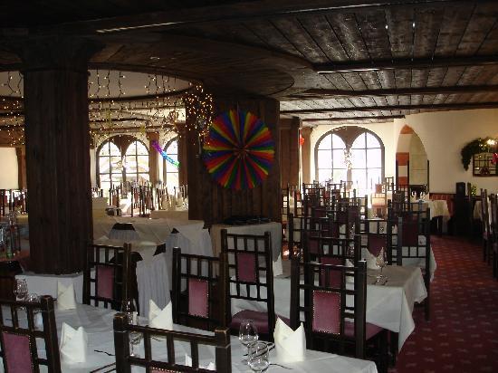 Fieberbrunn, Østerrike: Una sala da pranzo