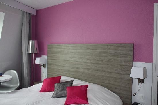 Ibis Styles Grenoble Centre Gare : des chambres top colorées !!