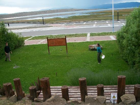 Altos de la Costanera - Aparts: Desde el balcón