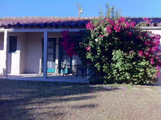 Casa Cody: Great secluded rooms!