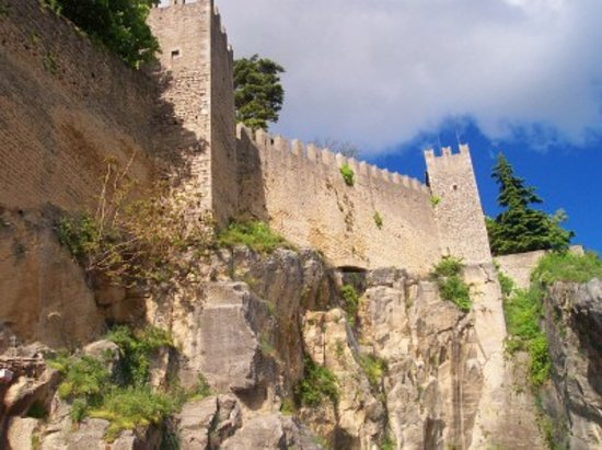San Marino, San Marino: der Cesta