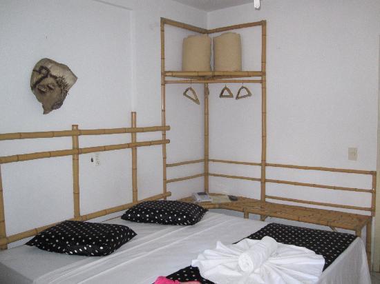 Pousada Sonho Meu: Camera con arredamento in bambù
