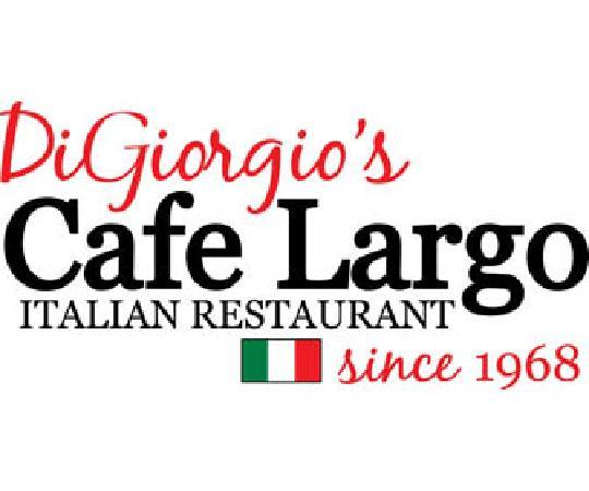 DiGiorgio's Cafe Largo: Our Sign & Logo