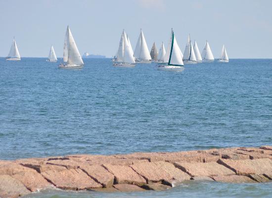 Galveston, TX: Sailing