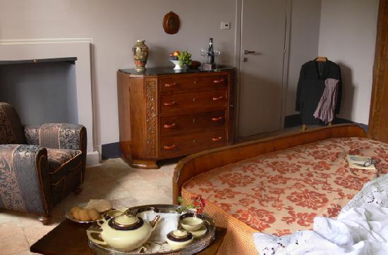 Casa Isabella: Deco room