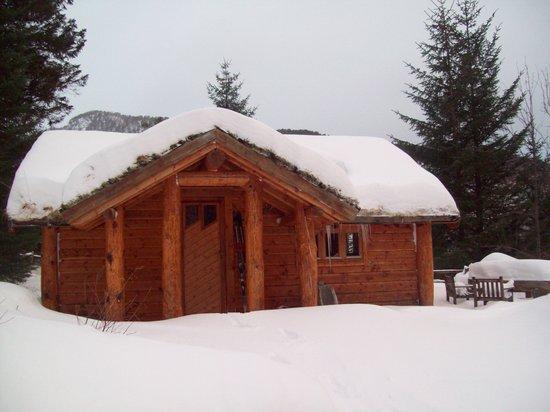 Brekke Cabins: Wooden Cabin