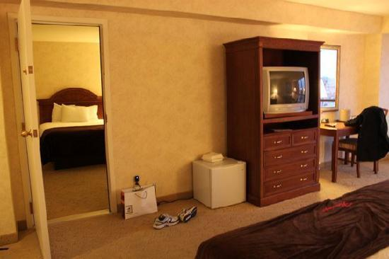 Connecting Rooms Davanzati Hotel: Picture Of Flamingo Las Vegas Hotel