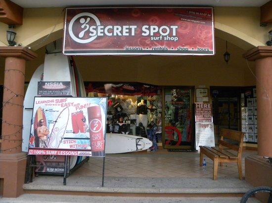 Secret Spot VIP Tours : front