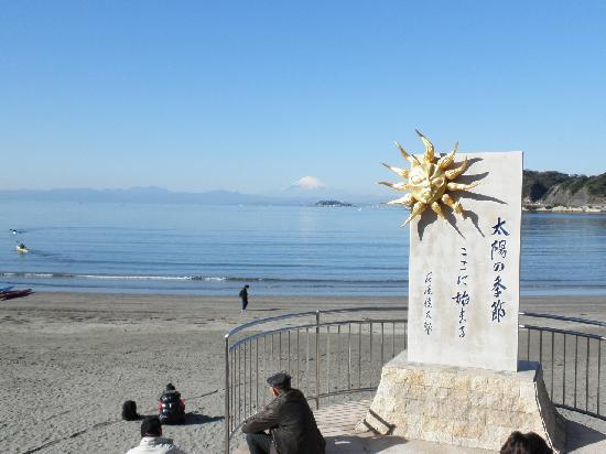 Zushi, Япония: 碑