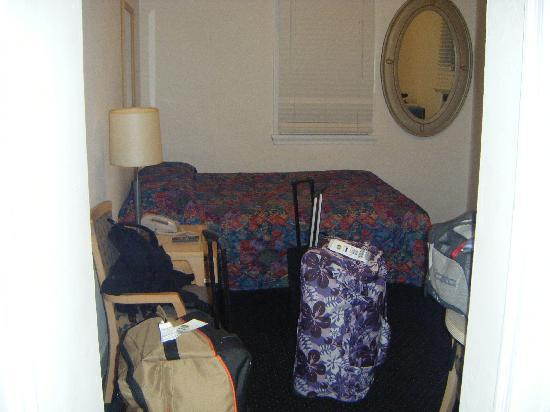 AAE Miami Beach Lombardy Hotel: La Chambre