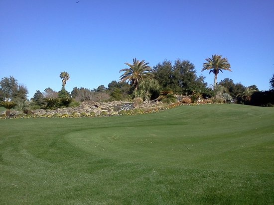 Baseline Golf Course : Lovely day