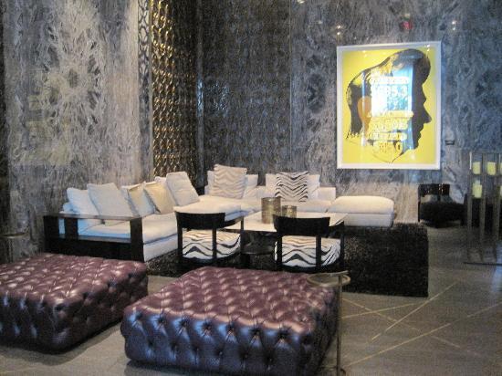 W South Beach Lobby Bar