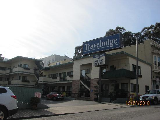 Travelodge at the Presidio San Francisco: Our home away from home