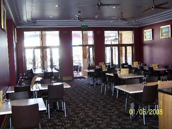 Beaudesert Hotel : Restaurant