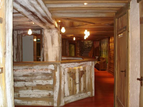 Lagrange Prestige Le Village des Lapons : L'entrée du Spa
