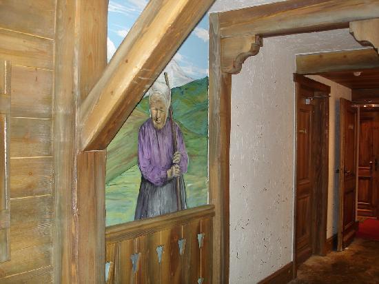 Lagrange Prestige Le Village des Lapons : Le hall de l'immeuble principal