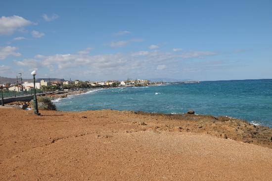 Hotel Aphrodite Beach Club Kreta Gouves
