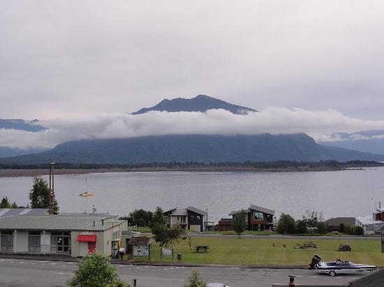Lake Brunner Resort: The better view