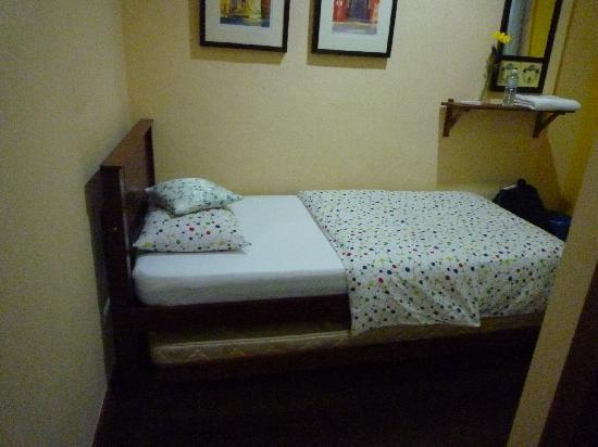 คาเฟ่ 1511 เกสท์เฮ้าส์: 部屋シングルルーム