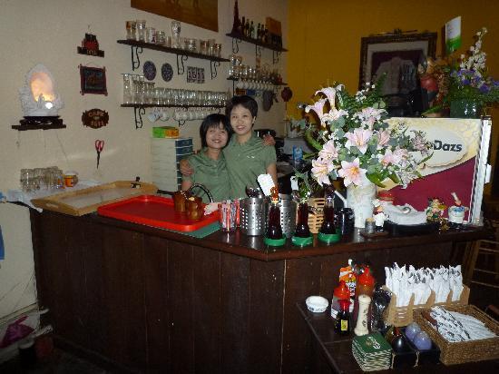 Cafe 1511: スタッフさん