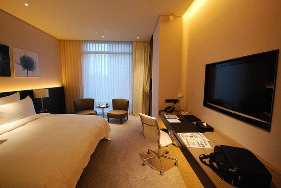 Le Meridien Taipei: Deluxe Room