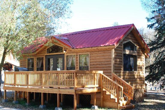 Snake River Park KOA and Cabin Village: Brand New Lodges