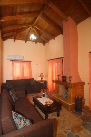 Amadryades Villas: villa ersi