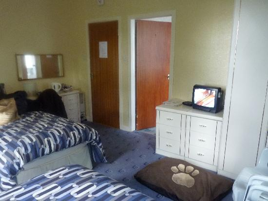Torrs Warren Country House Hotel: Lovely sized room