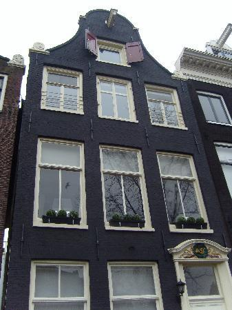 The Posthoorn: la casa